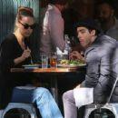 Joe Jonas & Blanda in lunch New York City (September 23)