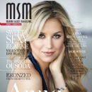 Anna Kournikova Miami Shoot Magazine Janfeb 2014