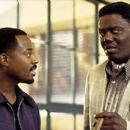 Martin Lawrence and Bernie Mac in MGM's What's The Worst That Could Happen - 2001
