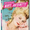 Marie Antoinette DVD Box Art