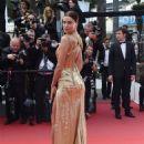 Irina Shayk Sicario Premiere At The 68th Annual Cannes Film Festival