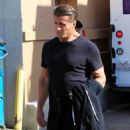 Sylvester Stallone leaving a salon in Beverly Hills, California on February 14, 2017 - 454 x 537