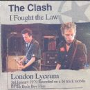 I Fought The Law - London Lyceum 3rd January 1979