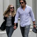 Amanda Seyfried and Andrew Joblon