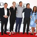 The Man from U.N.C.L.E. Photocall in London - 454 x 294