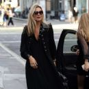 Kate Moss – Out and about in London