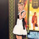Sofia Boutella – 'Hotel Artemis' Premiere in Los Angeles - 454 x 681