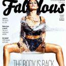Kelly Brook Fabulous Magazine Cover April 2015