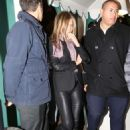Jennifer Aniston – Leaving Sara Foster Birthday Party in West Hollywood