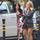 Ariel Winter – Seen at the Beverly Wilshire Hotel In Beverly Hills