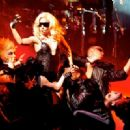 Lady Gaga Performing Live At Nokia Theatre In Los Angeles, December 22 2009