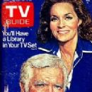 Barnaby Jones TV Guide magazine cover