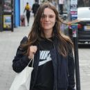 Keira Knightley Out and About in London 09/28/2016