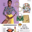 Maria Borges - Marie Claire Magazine Pictorial [Mexico] (June 2017) - 454 x 595