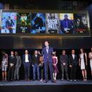 Steven Yeun-April 17, 2013-AMC Upfront 2013 - 454 x 317