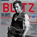 Bruce Springsteen - BLITZ Magazine Cover [Portugal] (April 2018)