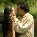 Matthew Rhys and Kate Groombridge