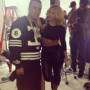 Sophia Body and French Montana