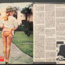 Ann-Margret - Cine Tele Revue Magazine Pictorial [France] (13 August 1964) - 454 x 303