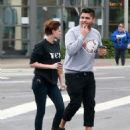 Kristen Stewart Out and About In Los Angeles (December 16, 2014)