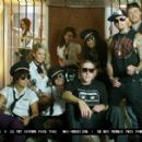 Escape The Fate - 10 Miles Wide - On Set
