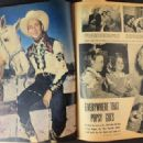 Roy Rogers - Movie Life Magazine Pictorial [United States] (January 1946)