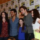 The Twilight Saga: Breaking Dawn - Part 2 At San Diego Comic-Con 2012 - 454 x 302