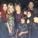 Mick Jagger at his birthday party - 2014 - 454 x 454