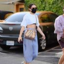 Jessie J – Out in Santa Monica - 454 x 590