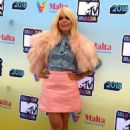 Paloma Faith – Isle of MTV press conference in Malta - 454 x 690