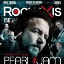 Eddie Vedder - Rockaxis Magazine Cover [Chile] (October 2015)