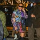 Jennifer Lopez – Arrives at 'The Tonight Show Starring Jimmy Fallon' in New York