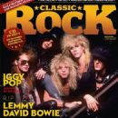 Guns N' Roses - Classic Rock Magazine Cover [Germany] (March 2016)