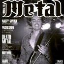 Cliff Burton - This Is Metal Magazine Cover [Spain] (July 2019)