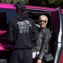 Wiz Khalifa and Amber Rose - 454 x 560