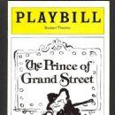 The Prince Of Grand Street, Robert Preston - 454 x 692