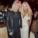 Paige & Rick Savage at a fashion show in aid of the ISPCC at Cafe en Seine - 454 x 708