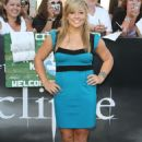 Shawn Johnson - The Twilight Saga Eclipse Premiere (24.06.2010) - 454 x 681