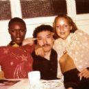 Grace Jones, Antonio Lopez, Jerry Hall - 454 x 339