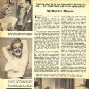 Marilyn Monroe - Silver Screen Magazine Pictorial [United States] (October 1951)