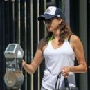 Teri Hatcher – Out in Studio City - 454 x 681
