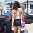 Cara Santana in Shorts – Shopping in West Hollywood - 454 x 673