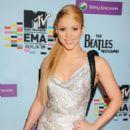 Shakira At The MTV Europe Music Awards 2009 - 397 x 594