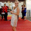 Kristin Chenoweth - The 61 Primetime Emmy Awards Held - The Nokia Theatre In Los Angeles, California 2009-09-20