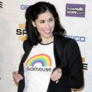 Sarah Silverman - Spike TV's Scream 2010 Held At The Greek Theatre On October 16, 2010 In Los Angeles, California