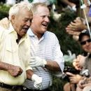 Arnold & Jack at the 2010 Masters