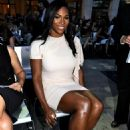 Serena Williams - Fashion's Night Out: The Show At Lincoln Center On September 7, 2010 In New York City