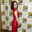 """Actress Lana Parrilla attends """"Once Upon A Time"""" Press Line Comic-Con International 2016 at Hilton Bayfront on July 23, 2016 in San Diego, California"""