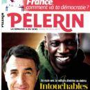 François Cluzet, Omar Sy - Pèlerin Magazine Cover [France] (24 November 2011)
