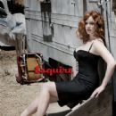 Christina Hendricks Esquire Magazine Pictorial September 2009 United States